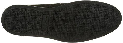 Schmoove Analog New Desert - Zapatos Hombre Negro - Noir (Black/D Grey 15)