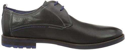 Zapatos de agujero 3 'Invader', color negro, talla 7