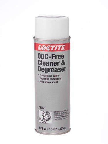 ODC-Free Cleaner and Degreaser 15 oz. Aerosol Can by Loctite (Image #1)
