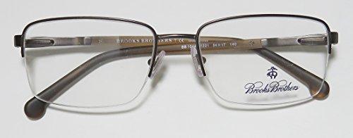 Brooks Brothers - 1044 homme Dark Gunmetal