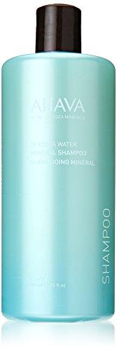 AHAVA Mineral Shampoo, 25 Fl Oz