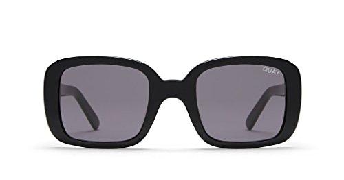 Quay X Kylie 20's Sunglasses (Black, - Sunglasses Kylie Quay