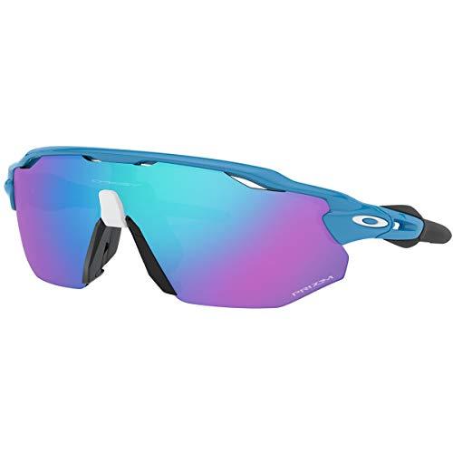 Oakley Men's Radar EV Advancer Sunglasses,OS,Sky/Prizm ()