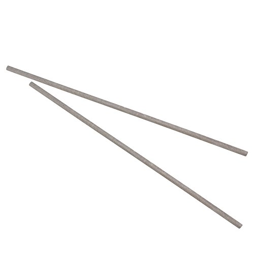 Round Shank Drillco 1600A Series Carbide-Tipped Masonry Drill Bit 16 Overall Length 9//16 Size Black//Gold Tipped Finish Spiral Flute