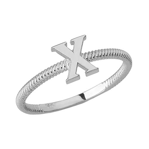 Women's 14k White Gold