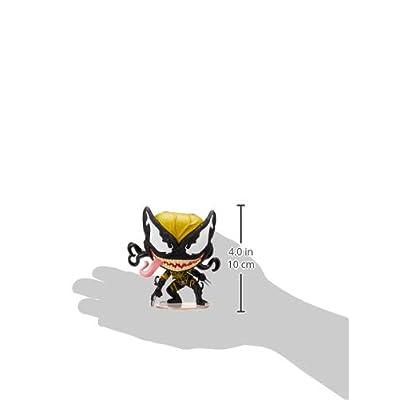 Funko POP! Marvel: Venom - X-23: Toys & Games