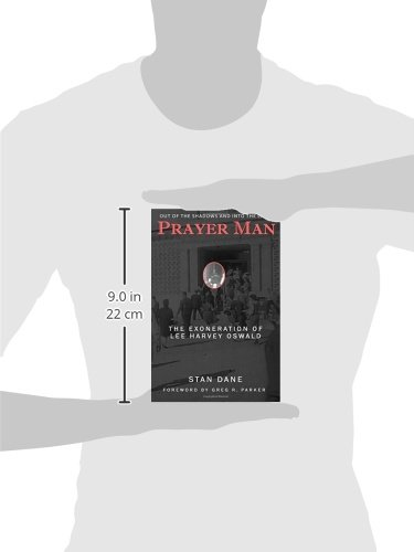 Prayer Man: Out of the Shadows and Into the Light: Amazon.es: Dane ...