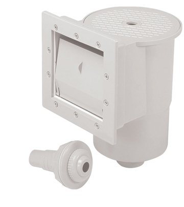 Square Skimmer Box, for Above Ground Swimming Pool Filter - Doughboy Pool Liners