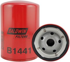Baldwin B1441 Lube Spin-On Filter (Pack of 6) (Case of 12) by Baldwin