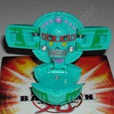 Bakugan Bakupearl + Bakuclear Booster Pack Green Ventus El Condor Random G (Bigger Brawlers Booster Pack)