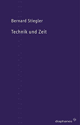 Technik und Zeit: Der Fehler des Epimetheus (TransPositionen)
