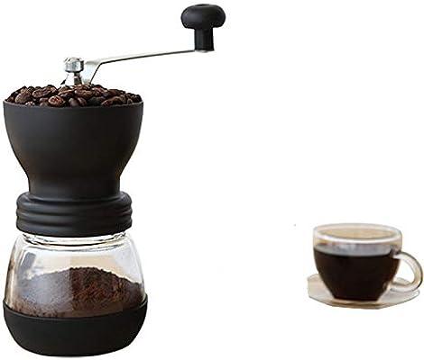 YOUTHLIKEWATER Retro Manual Molinillo de café Molino de Mano de ...