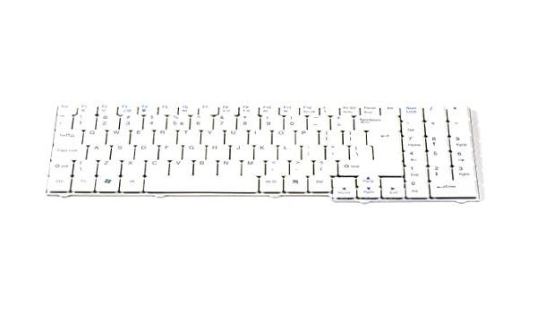 7433770023 Packard Bell Keyboard USA