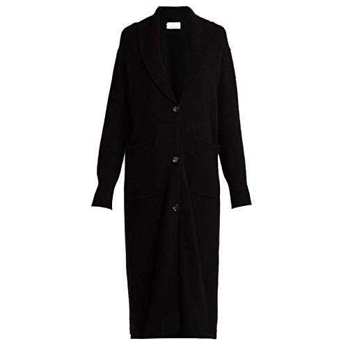 (アリュード) Allude レディース トップス カーディガン Long wool and cashmere-blend cardigan [並行輸入品]