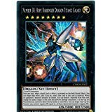 Yu-Gi-Oh! - Number 38: Hope Harbinger Dragon Titanic Galaxy - CYHO-ENSE1 - Cybernetic Horizon Special Edition - Super Rare - Limited Edition (The Best Xyz Monsters)