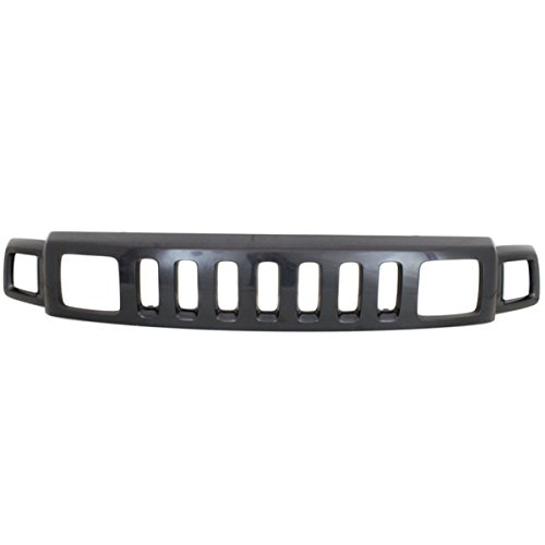 hummer h3 grill - 1
