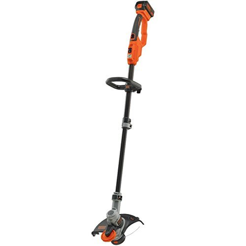 BLACK DECKER LST400 20V Lithium High Performance Trimmer and Edger, 12