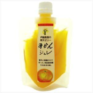 伊藤農園 柑橘ジュレ みかん 150g  6本