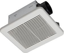 Hampton Bay 80 CFM No Cut Ceiling Humidity Sensing Bath Fan Review