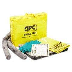 Ska-Pp Economy Allwik Spill Kit, 5/carton by BRADY WORLDWIDE INC
