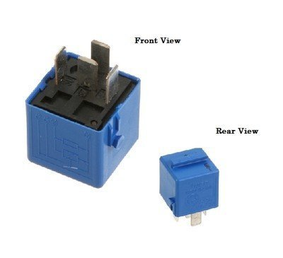 GENUINE 61 36 6 915 327 Dme Relay (Relay Relay Dme)