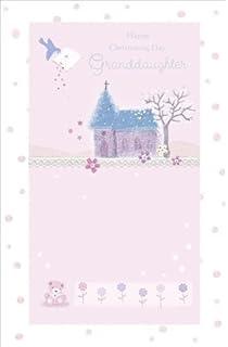 Amazon.com: Para una tarjeta de Special Granddaughter On ...