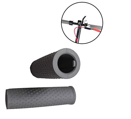 SPEDWHEL Rubber Handle Bar Grip for XIAOMI MIJIA M365 Electric Scooter