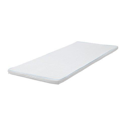 KNAPSTAD マットレスパッド, ホワイト 503.432.13 B076534PQ8