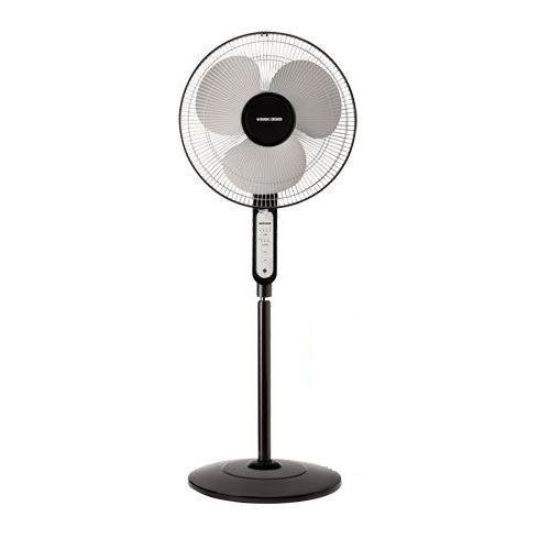Black & Decker FS1610 3 Speed 16-Inch Stand Fan, 220 Volts (Not for USA) ()
