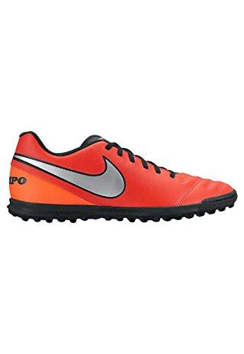 Noir Clair Argent Homme Foot Noir Rio Orange Blanc Pourpre TF Chaussures III de Nike Tiempo wf80q6pxO