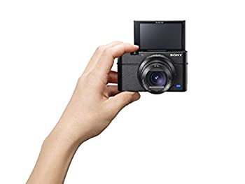 "Sony Cyber-shot Dsc-rx100 V 20.1 Mp Digital Still Camera With 3"" Oled, Flip Screen, Wifi, & 1"" Sensor 5"