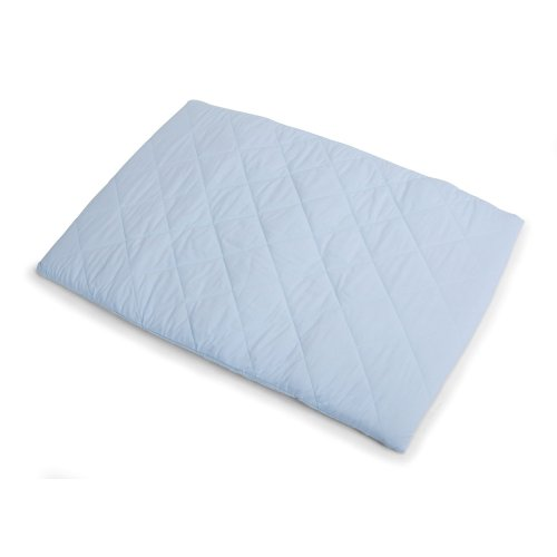 quilted crib sheet - 1