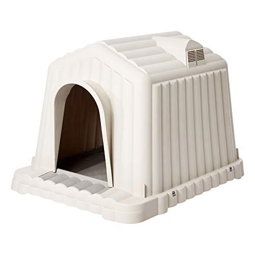 AmazonBasics Pet House, Indoor / Outdoor, Large