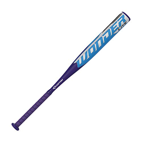 EASTON Wonderlight -13 Fastpitch Softball Bat | 28 inch / 15 oz | 2019 | 1 Piece Composite | Hyperlite Composite Barrel | Certification 1.20 BPF / 98 mph | ASA / USSSA / NSA / ISA / ISF