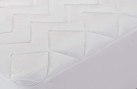 Pikolin Home cubre colch/ón h/íper-transpirable e impermeable Protector de colch/ón acolchado Todas las medidas 60x120cm-Cuna Lyocell para cuna