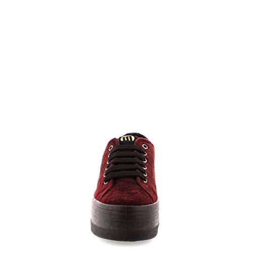 Mustang - Zapato Thalia para mujeres, talla 37, color Burdeos