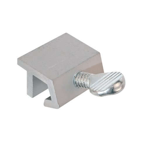 Prime-Line Products U 9819 Sliding Window Security Lock, Economy, Aluminum,(Pack of 4) by Prime-Line Products