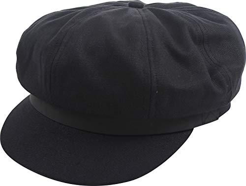 Brixton Women's Montreal Newsboy Hat, Black, X-Small ()