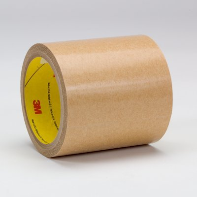 3M 950 Clear Transfer Tape - 1 1/2 in Width x 5 mil Thick - Densified Kraft Paper Liner - 84225 [PRICE is per ROLL] by 3M