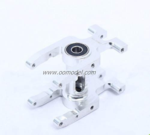 Part & Accessories Devil 450 Pro D45P08A Integrated Metal Main Shaft Bearing Block 450 RC Helicopter t-REX 450 Spare Part FreeTrack Shipping