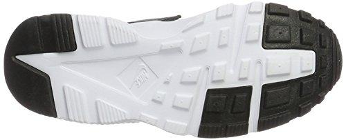 NIKE HUARACHE GS White/Black-white