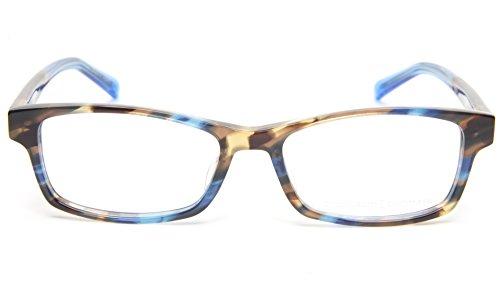 NEW PRODESIGN DENMARK 1737-1 9024 BROWN/BLUE EYEGLASSES GLASSES 49-15-130 B30mm