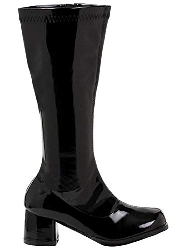 Black Patent Boots For Girls (Ellie Shoes Girls Dora (Black) Child Boots Black)