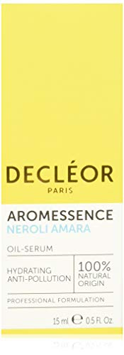 Decleor Aromessence Neroli Amara Hydrating Oil Serum for Unisex, 0.5 Ounce