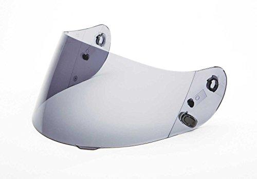 - HJC Helmets HJ-05 Unisex-Adult Replacement Helmet Anti-Scratch Face Shield (Smoke, One Size)