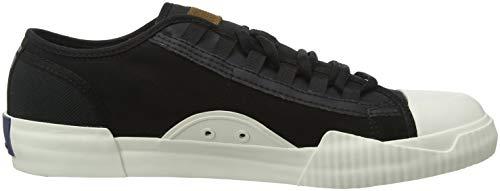 990 basse nere nero Scuba Raw star uomo G Sneakers Rackam qFpC7Bz