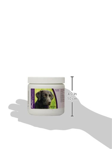 Pictures of Healthy Breeds Dog One A Day Vitamin Labrador Retriever, Dark Brown 2