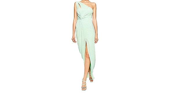ASOS - Vestido - para Mujer Verde Verde Menta 8: Amazon.es: Ropa