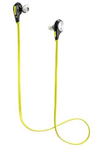 Smart Buddie Wireless Bluetooth Earbuds in Black/Lime
