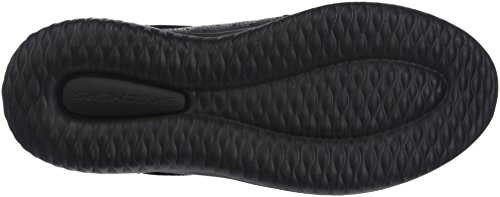 Skechers Nero Delson Black Sneaker Uomo Camben nSfBRC